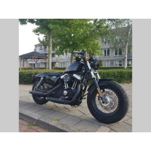HARLEY-DAVIDSON SPORTSTER FORTY-EIGHT XL 1200 X (bj 2013)