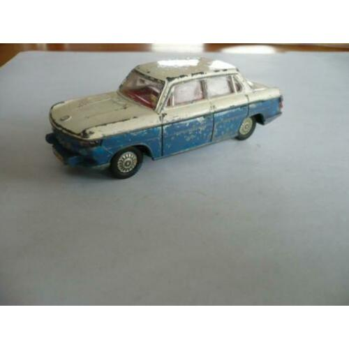 dinky toys meccano bmw 2000 tilux