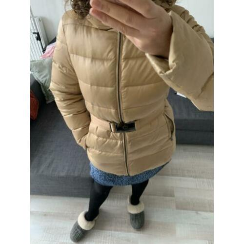 Jacky luxury winterjas gold (maat L)