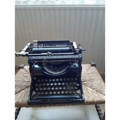 typemachine Underwood