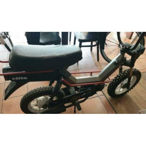 Cross citta gilera